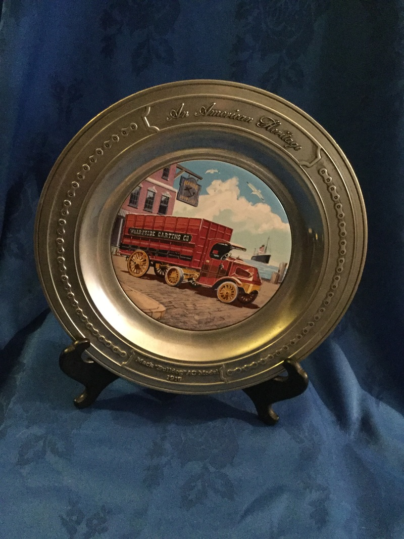 Mack trucks pewter 6