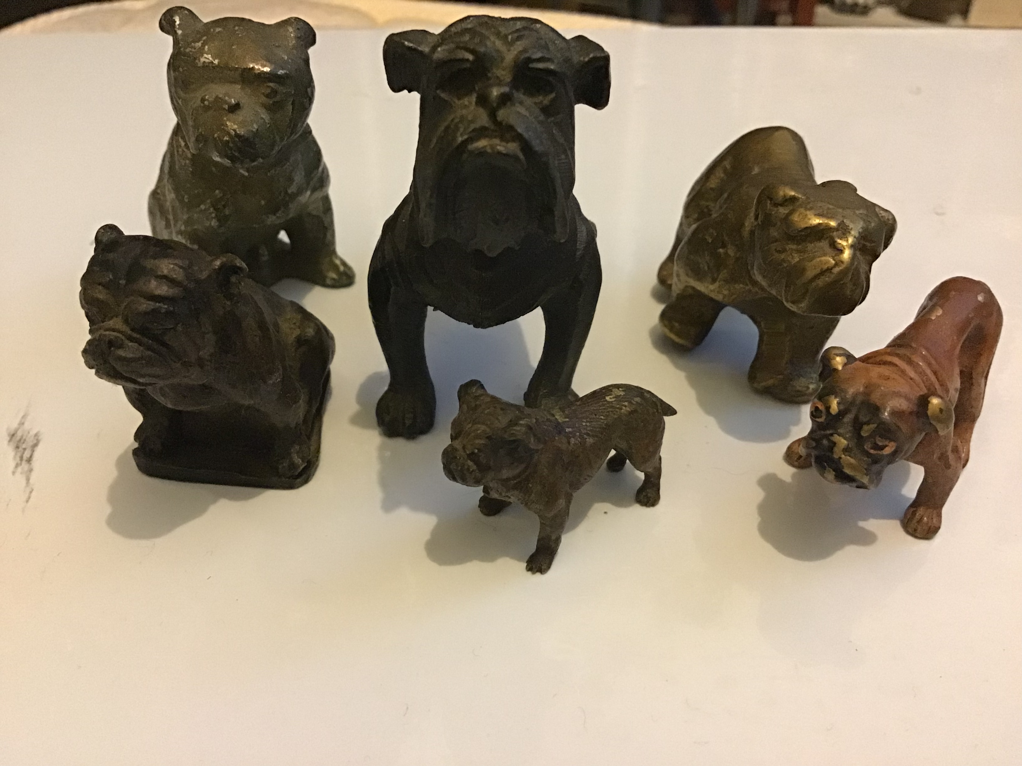 Metal Bulldog collection 10 years 10k Blog